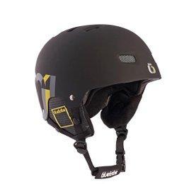 Wintersport helm Bluetribe Rider black