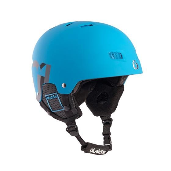Wintersport helm Bluetribe Rider blue